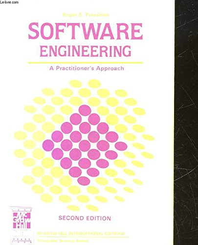9780070507845: Software Engineering: A Practitioner's Approach: Instructor's Manual