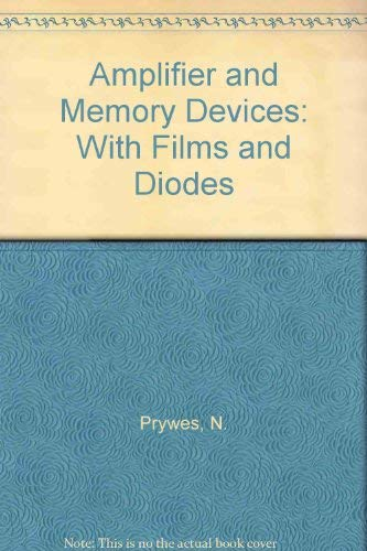 9780070509023: Amplifier and Memory Devices: with Films and Diodes