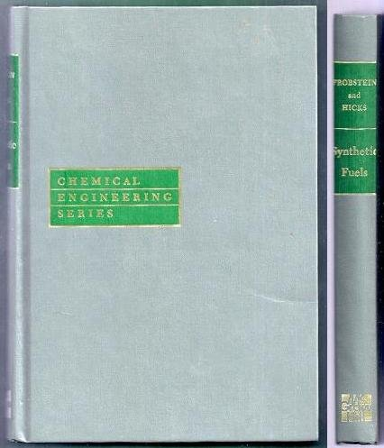 9780070509085: Synthetic Fuels (McGraw-Hill chemical engineering series)