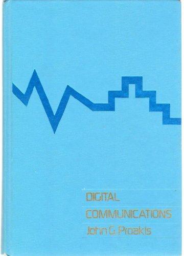 9780070509276: Digital Communications (Electrical Engineering Series)