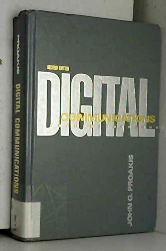 9780070509375: Digital Communications (Mcgraw Hill Series in Electrical and Computer Engineering)