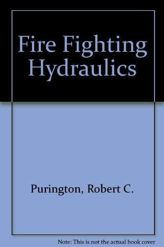 9780070509573: Fire Fighting Hydraulics