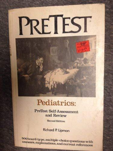 9780070509733: Pediatrics: PreTest self-assessment and review