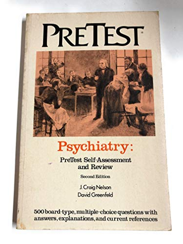 9780070509740: Psychiatry: PreTest self-assessment and review