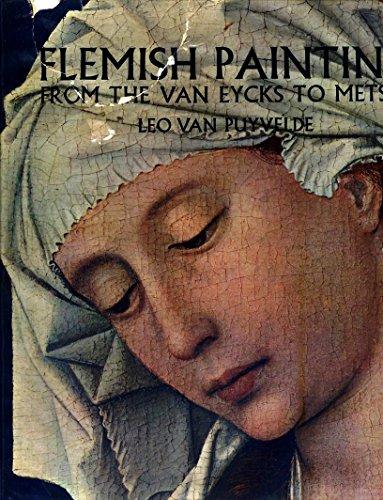 Flemish painting from the van Eycks to Metsys: Puyvelde, Leo van