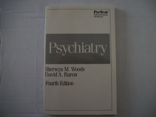 9780070510128: Pre-test Self-assessment and Review: Psychiatry (Clinical sciences series)
