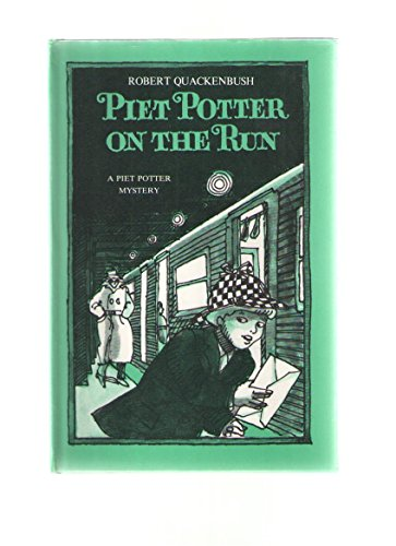 9780070510296: Piet Potter on the Run: Story and Pictures (Piet Potter Mystery)