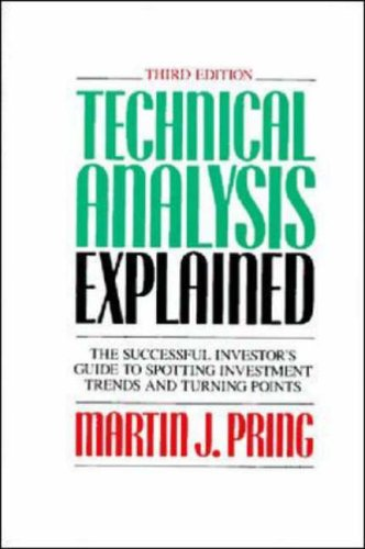 9780070510425: Technical Analysis Explained: An Illustrated Guide for the Investor