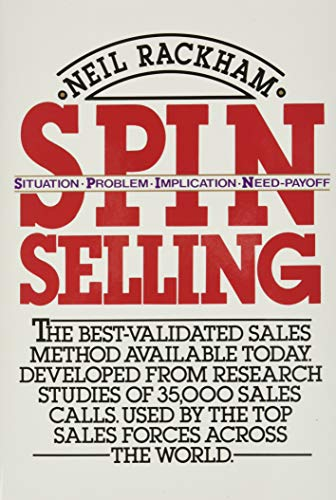 9780070511132: Spin Selling