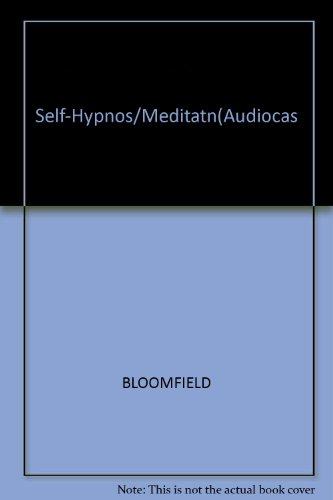 9780070511293: Self-Hypnosis and Meditation/Audio Cassette