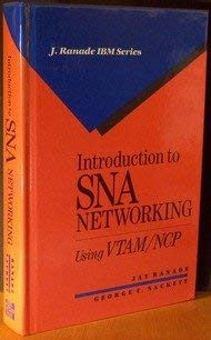 9780070511446: Introduction to SNA Networking: A Guide for Using VTAM/NCP (J. Ranade IBM series)