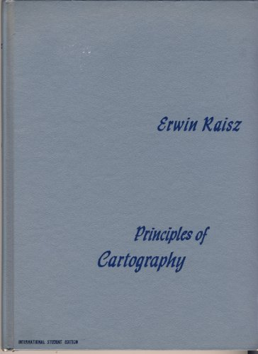 9780070511514: Principles of Cartography (Geography)