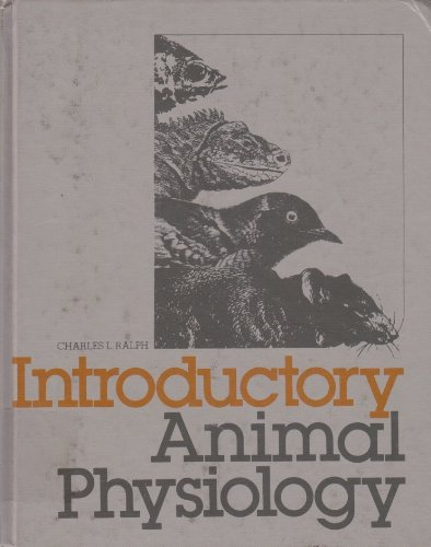 9780070511569: Introductory animal physiology (McGraw-Hill series in organismic biology)