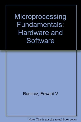 9780070511729: Microprocessing Fundamentals: Hardware and Software