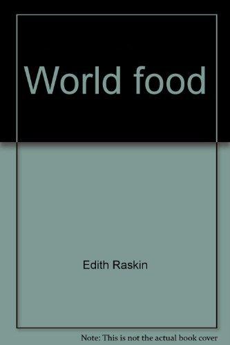9780070512030: World Food