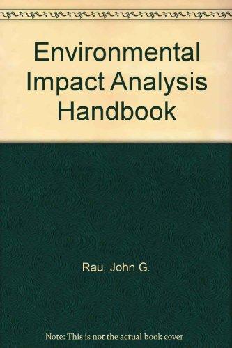 9780070512177: Environmental Impact Analysis Handbook