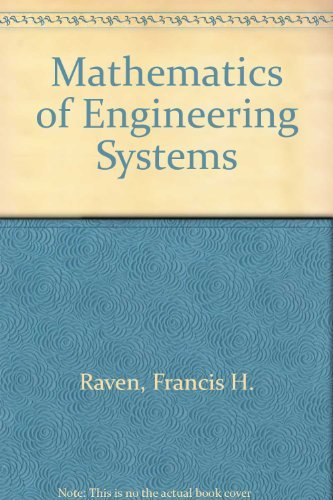 9780070512306: Mathematics of Engineering Systems
