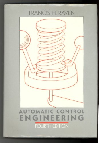 9780070512337: Automatic Control Engineering (McGraw-Hill series in mechanical engineering)