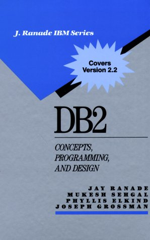 9780070512658: DB2: Concepts, Programming, and Design
