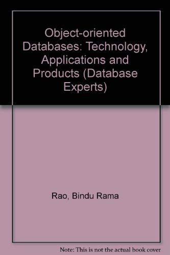 9780070512795: Object-Oriented Databases (Database Experts' Series)