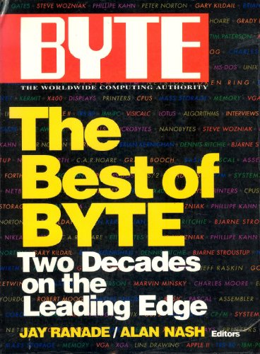9780070513440: The Best of Byte
