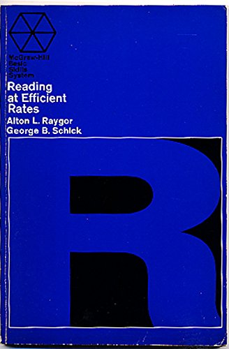 9780070513785: Reading at Efficient Rates (McGraw-Hill Basic Skills System)