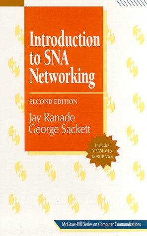 9780070515062: Introduction to SNA Networking (McGraw-Hill Series on Computer Communications)