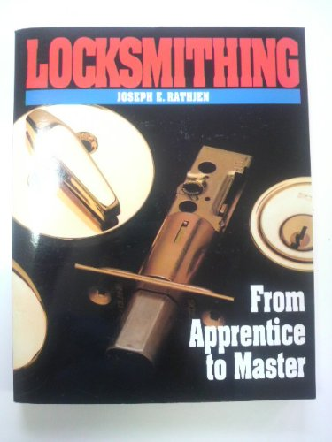 9780070516441: Locksmithing: From Apprentice to Master
