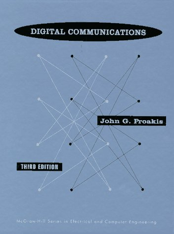 9780070517264: Digital Communications (Mcgraw Hill Series in Electrical and Computer Engineering)