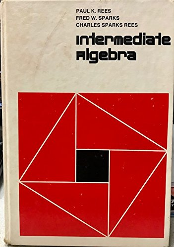 9780070517318: Intermediate Algebra