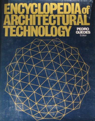 9780070517400: Encyclopedia of architectural technology