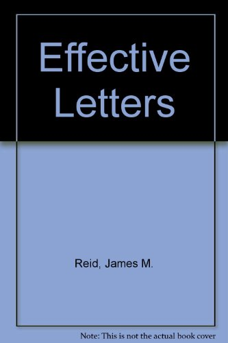9780070517929: Effective Letters