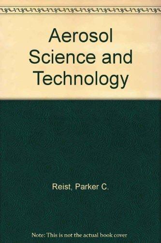 9780070518827: Aerosol Science & Technology