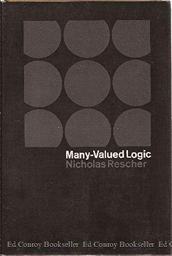 9780070518933: Many-valued Logic