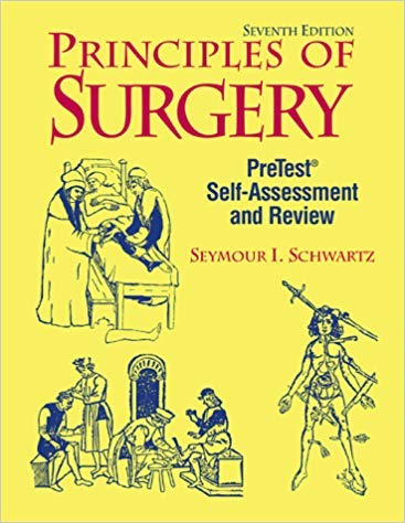 9780070519305: Principles of Surgery: Pretest Self-Assessment and Review