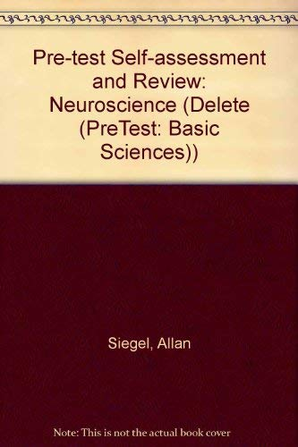 9780070519886: Pre-test Self-assessment and Review: Neuroscience (Delete (PreTest: Basic Sciences))