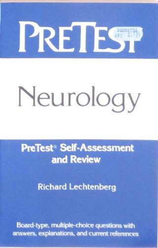 9780070519947: Neurology: Pretest Self-Assessment and Review (Pretest Series)