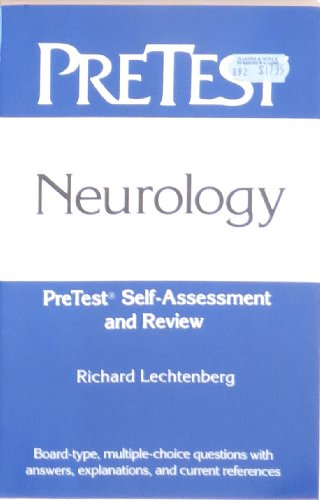 9780070519947: Neurology: Pretest Self-Assessment and Review (Pretest Series)
