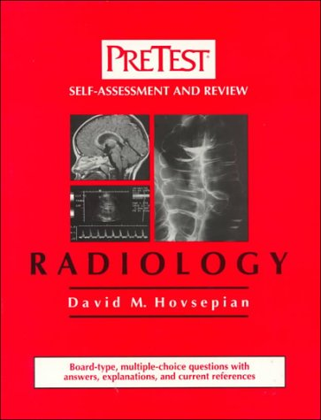 9780070520073: Radiology: PreTest Self-Assessment and Review