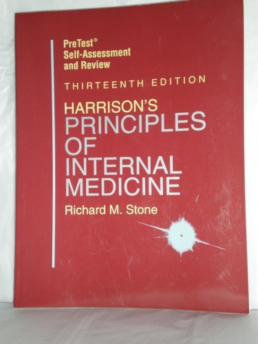 9780070520134: Harrison's Principles of Internal Medicine: Pretest Self-Assessment and Review (PreTest: specialty level)