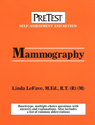 9780070520172: Mammography: Pretest Self-Assessment and Review
