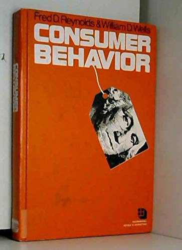 9780070520318: Consumer Behavior (McGraw-Hill series in marketing)