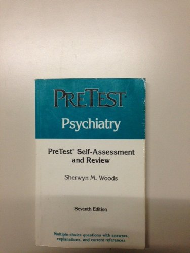 9780070520646: Pretest Psychiatry