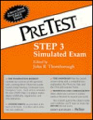 9780070520677: Pretest Step 3 Simulated Examination (Mcgraw-Hill Health Professions Division/Pre Test Series)