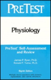 9780070520851: Physiology: Pretest Self-Assessment and Review (PreTest Series)