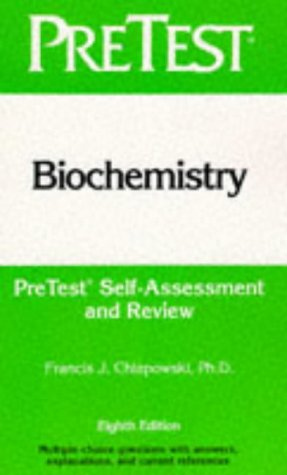 9780070520899: Biochemistry: Pretest Self-Assessment and Review (Basic Science Series)