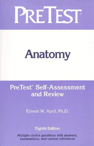 9780070520905: Anatomy: Pretest Self-Assessment and Review (Delete (PreTest: Basic Sciences))