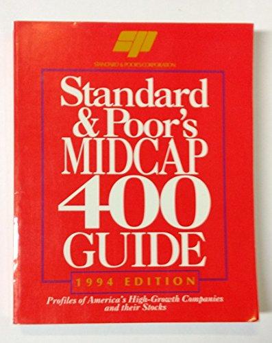 9780070520950: Standard & Poor's MidCap 400 Guide 1994