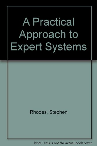 9780070521254: A Practical Approach to Expert Systems