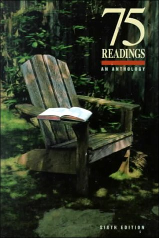 9780070521575: 75 Readings: An Anthology